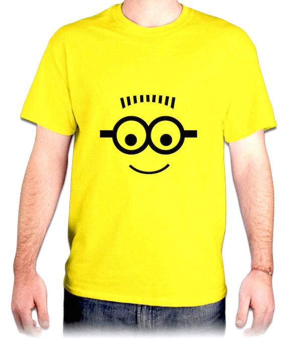 『小小兵』HiCool機能性吸濕排汗圓領T恤