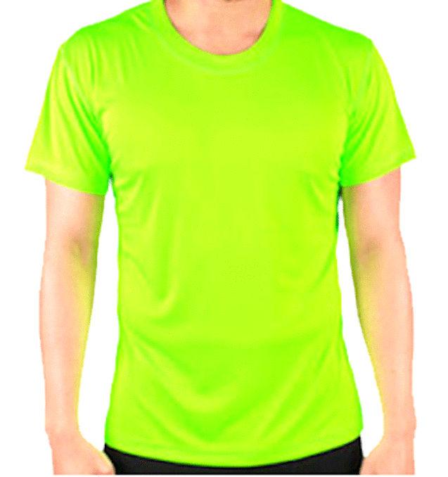 螢光潮流時尚 台南紡織HiCool機能性吸濕排汗衫/圓領T恤 速乾彈性佳 涼感抗UV