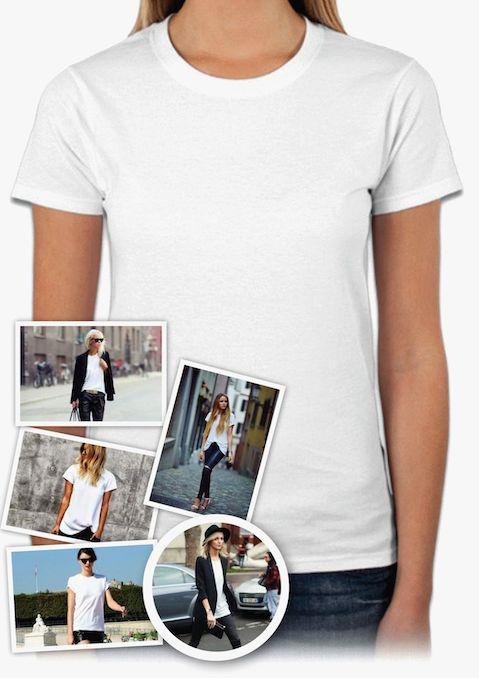 靚女必備 台南紡織HiCool機能性吸濕排汗 速乾彈性佳 涼感抗UV 白色素面T恤