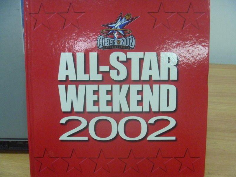 【書寶二手書T4/寫真集_PAD】All-Star Weekend 2002