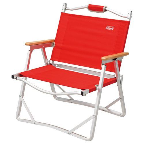 Coleman 美國 | 輕薄折疊椅-黃、天空藍、紅 三色 摺疊椅 露營椅 休閒椅 彈性椅 導演椅 | 秀山莊(CM-F508,CM-F509,CM-7670)