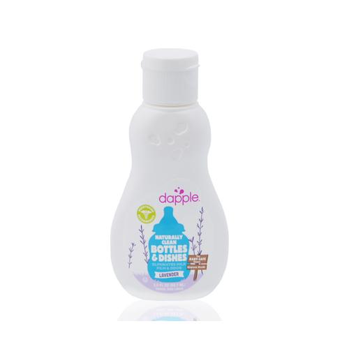 Dapple - 天然奶瓶及餐具清潔液 (薰衣草) 90ml 外出用