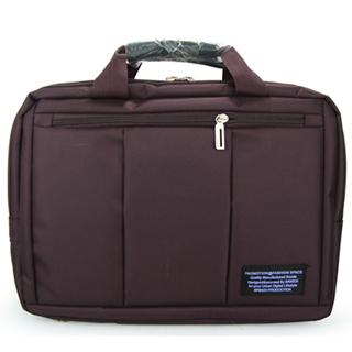 15.6吋 三用 可後背 手提 側背 筆電包 CN046 深紫