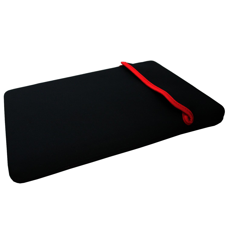 15.6吋 直入式 簡單素雅 筆電防震包 DH089 黑