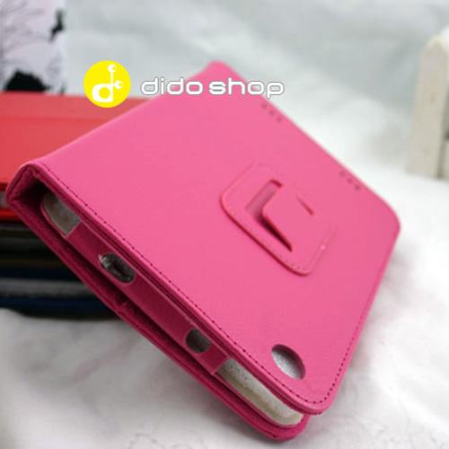 聯想 A2207 A2107 專用 7吋 平板電腦 保護套(NA071) 玫紅