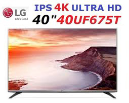 LG 40型 ULTRA HD 智慧液晶電視 40UF675T◆超薄設計(ULTRA SLIM)