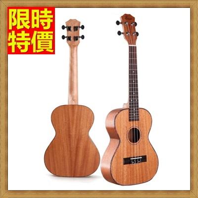 烏克麗麗 ukulele-26吋桃花心木單板四弦琴夏威夷吉他弦樂器2款69x7【獨家進口】【米蘭精品】