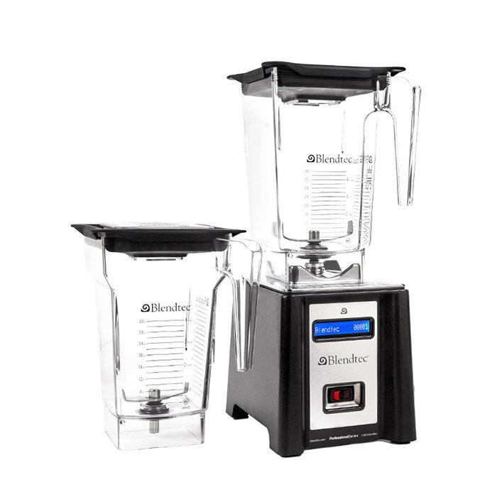全新 Blendtec Connoisseur 鑑賞家 雙杯 頂級生機調理機提供電子版食譜及影片教學、說明書 (3Q+2Q杯)