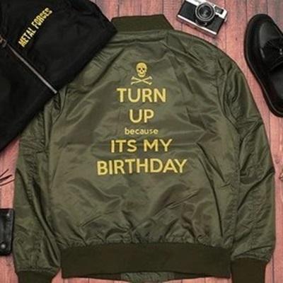 空軍夾克 MA1外套(單件)-日系復古立領經典男女外套2色72av7【獨家進口】【米蘭精品】