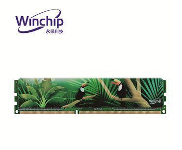 Winchip永采科技 2G DDR2 667桌上型記憶體