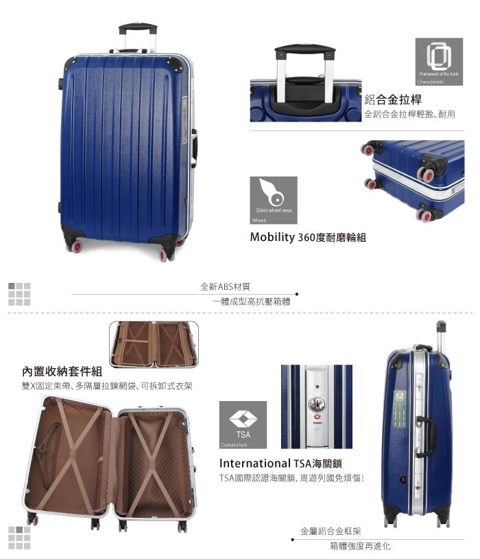 硬殼旅行箱
