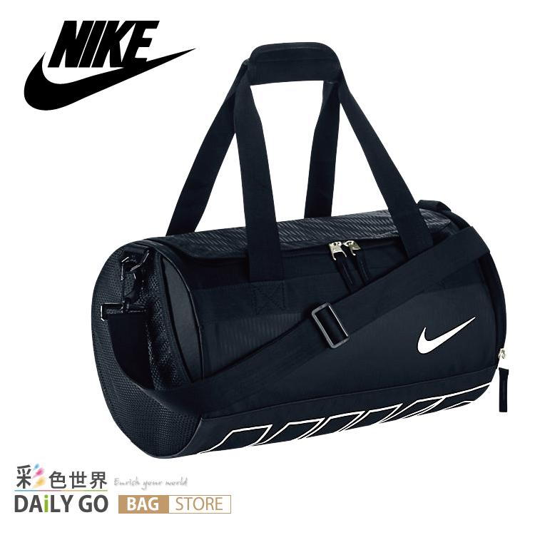 NIKE 旅行袋 ALPHA ADAPT 圓形迷你桶包 手提袋-黑 BA-5185-010