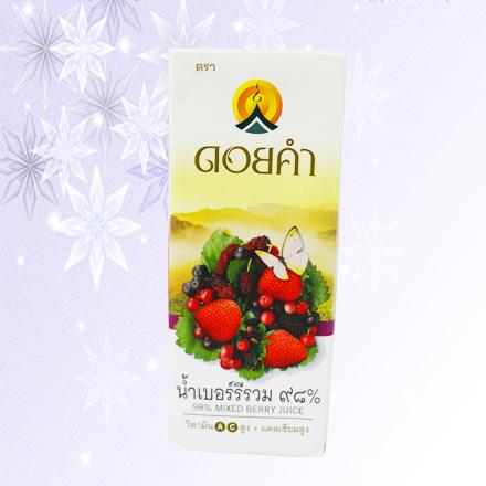 [敵富朗超市]皇家農場鮮果汁-綜合莓果