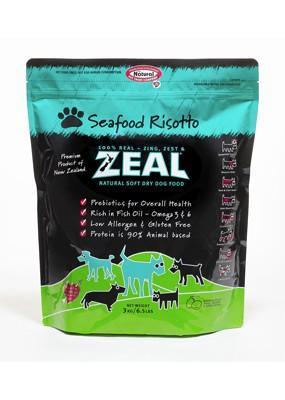 ★優逗★ZEAL 紐西蘭天然寵物食品 鱒魚配方 犬糧 1LB/1磅
