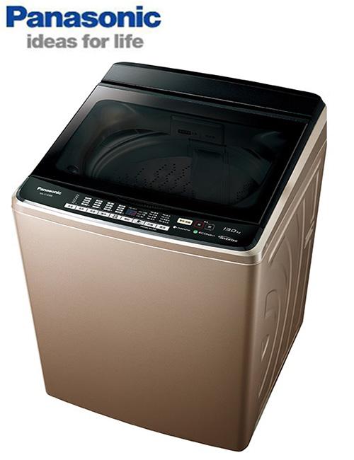 Panasonic 13公斤智慧節能變頻洗衣機 NA-V130BB-PN **免運費+基本安裝**
