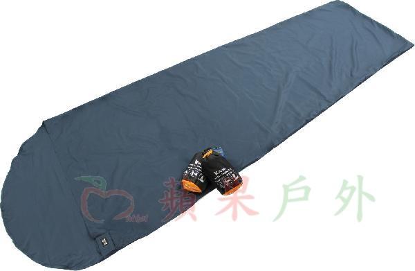 【【蘋果戶外】】吉諾佳 AX050M Lirosa 睡袋內套 內袋 立體型 露宿袋