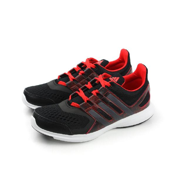 adidas hyperast 2.0 慢跑鞋 黑 童 no134