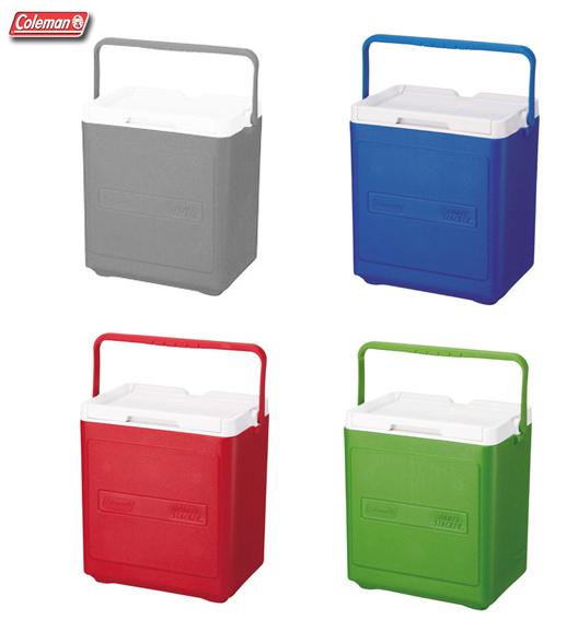 【露營趣】中和 美國 Coleman 17L置物型冰桶 行動冰箱 保冰桶 CM-1321 CM-1322 CM-1323 CM-1324