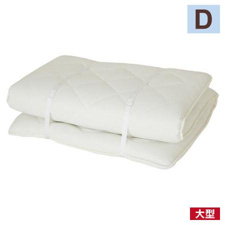 ★ 4層厚度日式床墊 雙人 5x6.2尺