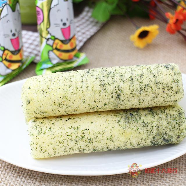 【0216零食會社】鴻津-海苔玉米棒