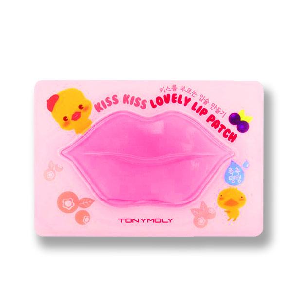 韓國 Tonymoly Kiss Kiss 唇膜 《ibeauty愛美麗》