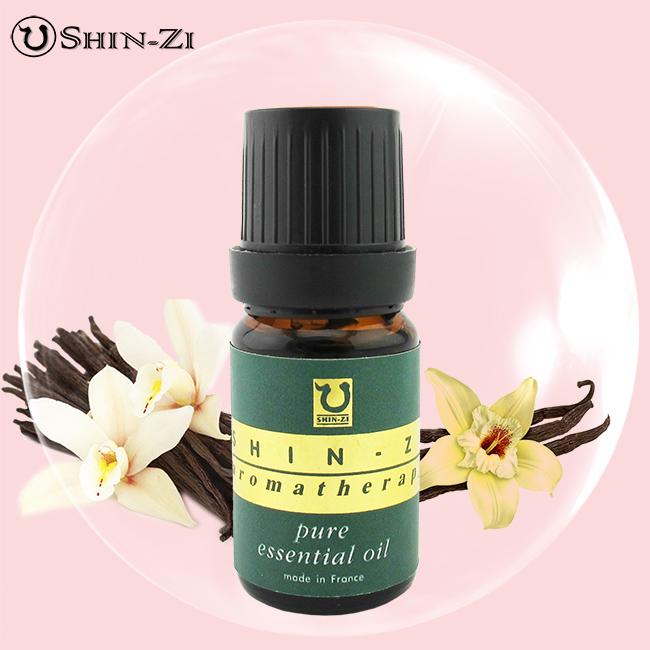 10ml香草精油Vanilla 法國進口 (適用添加於按摩油、泡澡、手工皂、香水稀釋、水氧機、保養品)