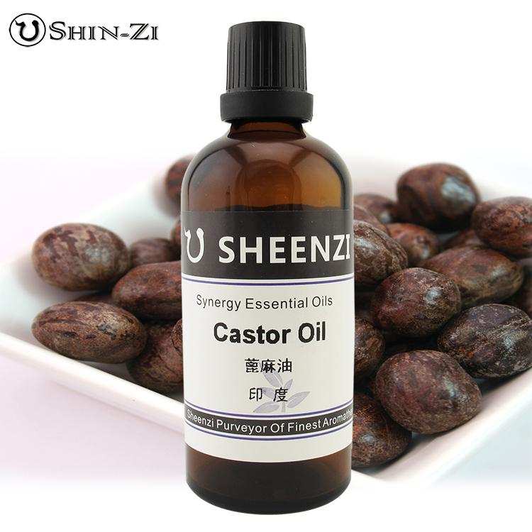100ml / 1L / 5L 蓖麻油天然基礎油(印度產區) 芳療級按摩油 基礎植物油 按摩油 SPA用油