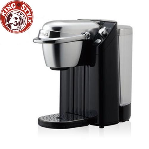 金時代書香咖啡【UCC】KEURIG Neotrevie 膠囊咖啡機 - 時尚黑 (另有奶油白)