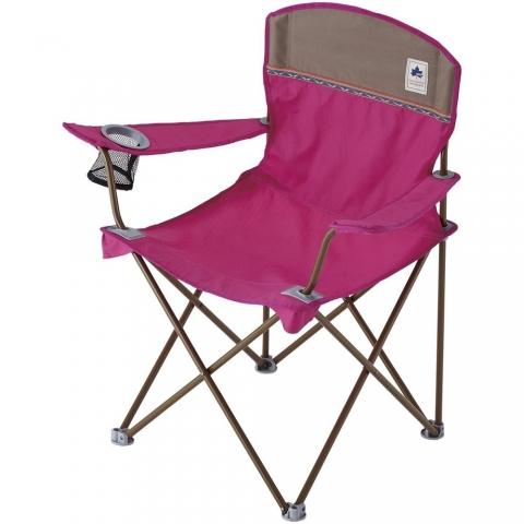 【鄉野情戶外專業】 LOGOS  日本   經典休閒椅- 折疊椅/躺椅/釣魚椅 露營用品 帳篷用品 --粉_LG73170031