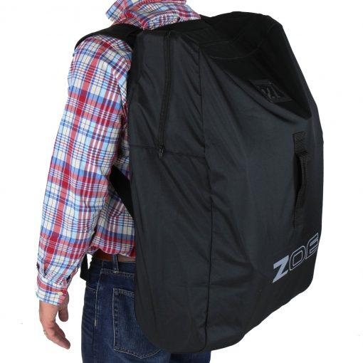 【淘氣寶寶●預購●2月初到貨】ZOE F12 Xtra Light 推車收納旅行背包