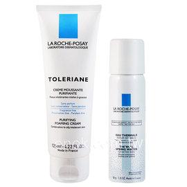 LA ROCHE-POSAY理膚寶水 多容安洗面乳組