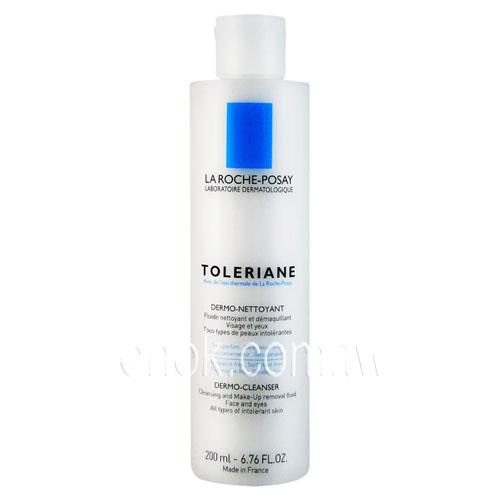 LA ROCHE-POSAY理膚寶水 多容安清潔卸妝乳液200ml