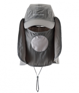 《台南悠活運動家》 WILDLAND 台灣 中性抗UV多功能棒球帽 UPF30+ 遮陽帽 W1005