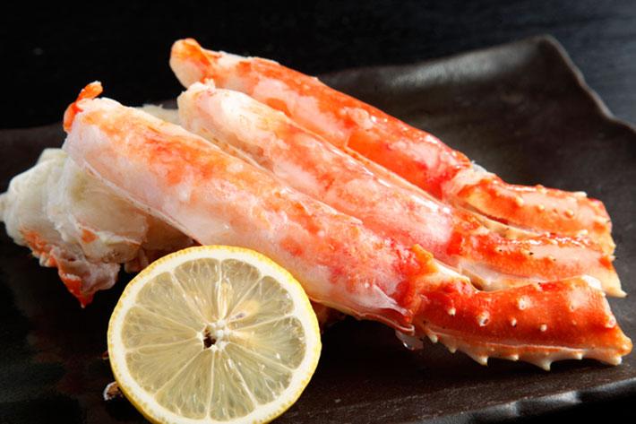 北海道熟凍鱈場蟹腳切身(補貨中)