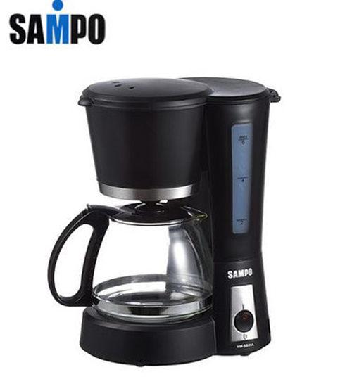 ◤A級福利出清品‧限量搶購中◢ SAMPO 聲寶 6人份 咖啡機 HM-SB06A / HMSB06A