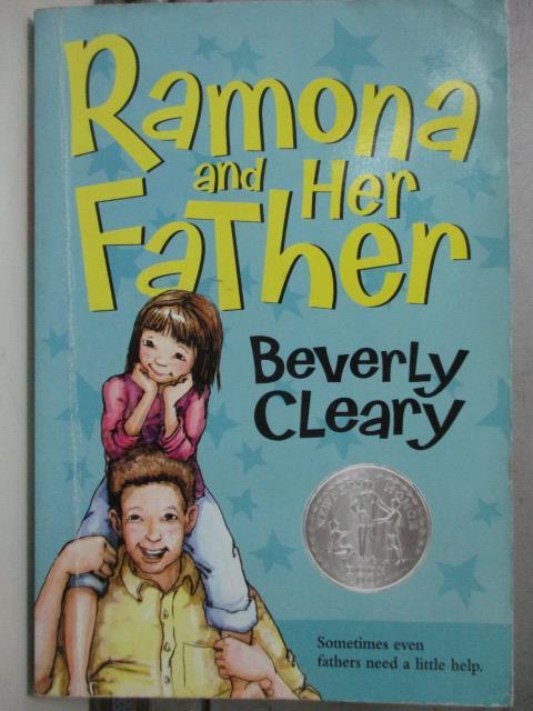 【書寶二手書T1/原文小說_ODL】Ramona and her father_CLEARY, BEVERLY
