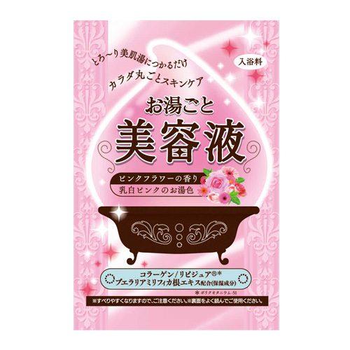 BISON佰松 美溶液入浴劑-薔薇甘菊 60g(效期至18.07)