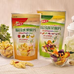 【萌菓子-品嚐幸福】綜合蔬菜脆片