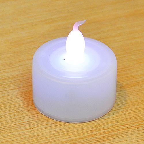 【X mas聖誕特輯2014】七彩蠟燭燈 BT-5460