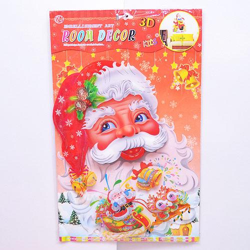 【X mas聖誕特輯2014】靜電窗貼 BT-5529