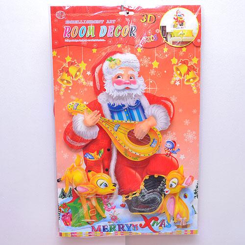 【X mas聖誕特輯2014】靜電窗貼 BT-5530
