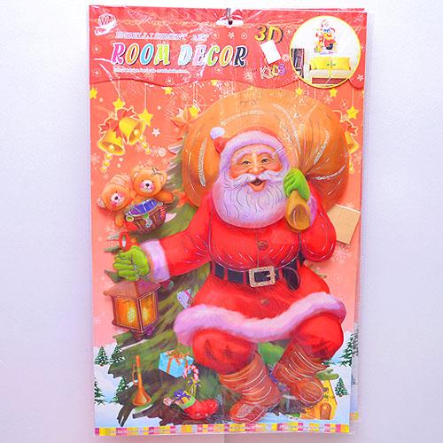 【X mas聖誕特輯2014】靜電窗貼 BT-5531
