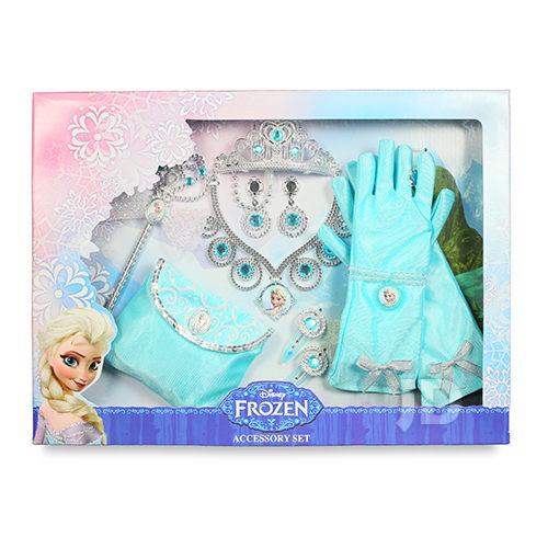 【Disney 品牌授權系列】冰雪奇緣豪華裝扮12件組 BL82548