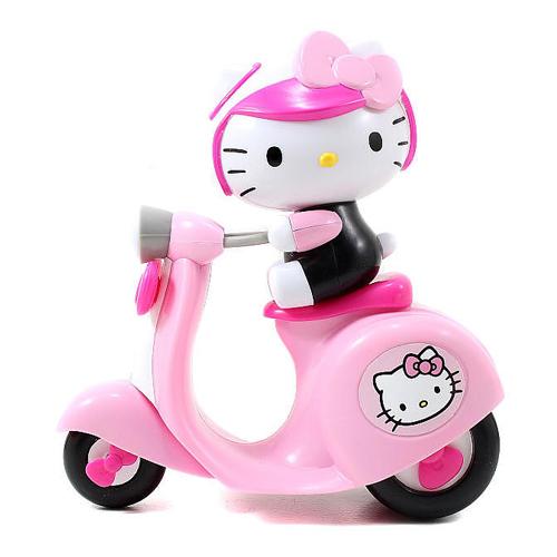 【Hello Kitty 系列】KT速克達機車 KT84148
