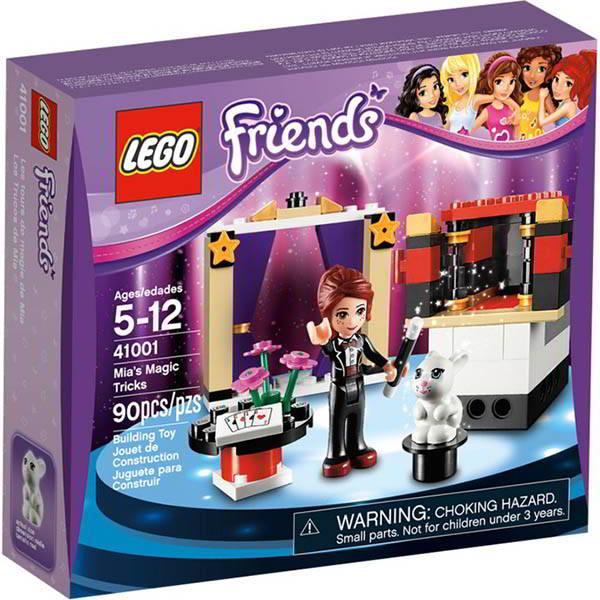 【LEGO 樂高積木】 Friends 好朋友系列 - 米雅的魔術表演 LT 41001