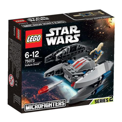 【LEGO 樂高積木】星際大戰系列 - 禿鷹機器人 LT 75073