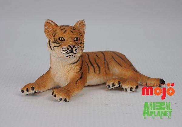 【MOJO FUN 動物模型】小老虎