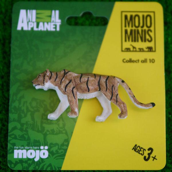 【MOJO FUN 動物模型】動物星球頻道獨家授權 - 迷你老虎