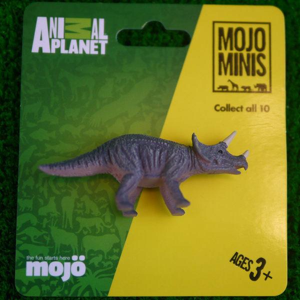 【MOJO FUN 動物模型】動物星球頻道獨家授權 - 迷你三角龍