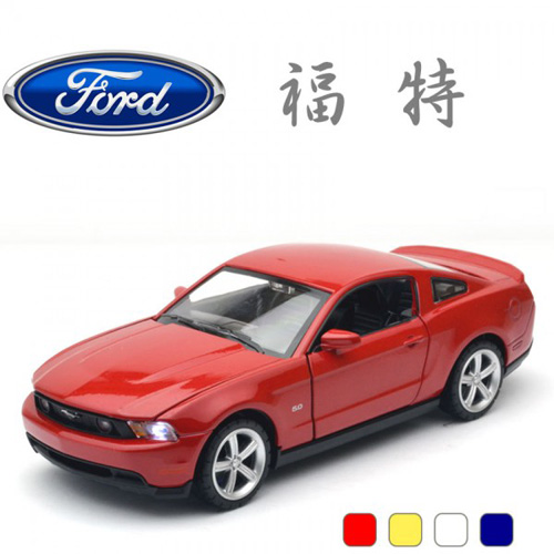 【MSZ 迴力合金車】1:32 Ford MUSTANG GT (68307)